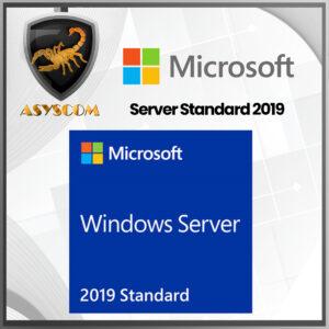 🦂 Licencia Windows Server Standard 2019 OEM FPP