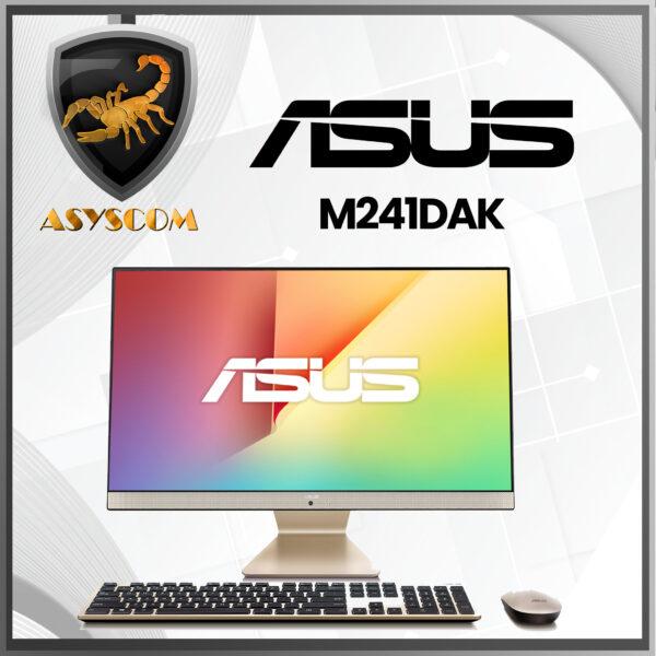 🦂 TODO EN UNO ASUS M241DAK ⚡ AMD RYZEN 5 3500U – 1 TERA – DDR4 4GB – FHD