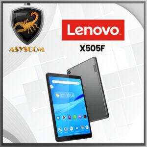 🦂 TABLET LENOVO TB ⚡ X505F – QUALCOMM SDM429 -2GB RAM – 16GB – ANDROID 9.0 – LECTOR SIM – HD