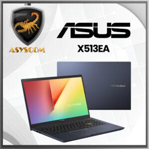 🦂 ASUS X513EA ⚡  INTEL CORE I5 1135G7 – RAM 8GB DDR4 –  SSD 256GB – 15.6″ FHD
