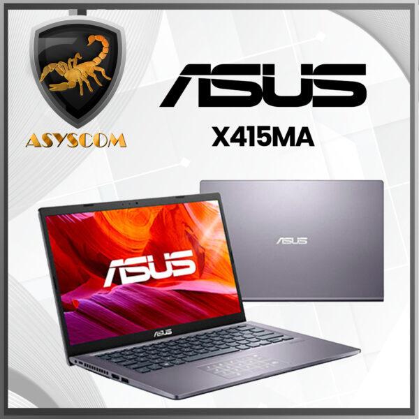 Computadores Portátiles -  - X415MA 600x600
