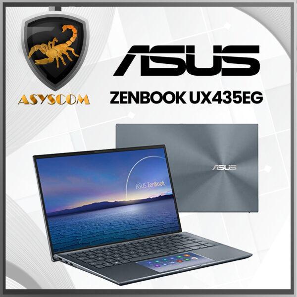 Computadores Portátiles -  - ZENBOOK UX435EG 600x600