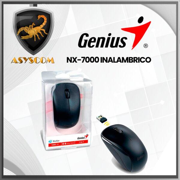 Accesorios -  - NX 7000 INALAMBRICO 600x600