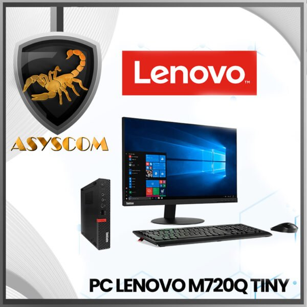 Computadores de mesa -  - PC LENOVO M720Q TINY 600x600