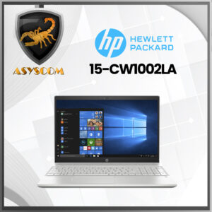 🦂 HP 15-CW1002LA ⚡ AMD RYZEN 5 3500U - 8GB DDR4 - 1TB HDD