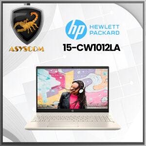 🦂 HP 15-CW1012LA ⚡AMD RYZEN 3 3200U - RAM 12GB - SSD 128GB - 1TB HDD
