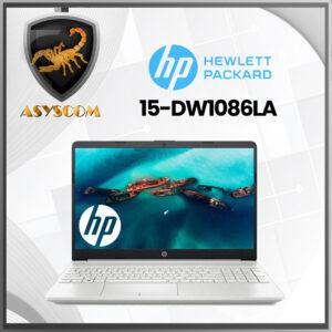 🦂 HP 15-DW1086LA ⚡ INTEL CORE I7 10510U (1.8GHz) - 8GB - 256GB SSD