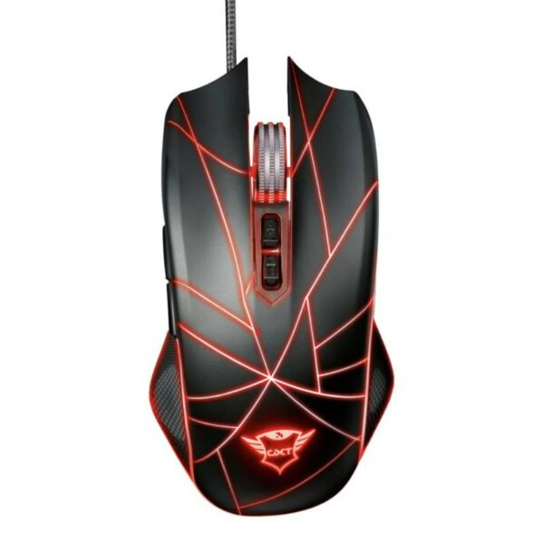 🦂 MOUSE GAMER ⚡ ALAMBRICO TRUST GXT 160 TURE