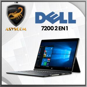 🦂 DELL 7200 2 EN 1 TIPO TABLET ⚡ CORE I3 8145U – RAM 4GB – DISCO SOLIDO 128GB