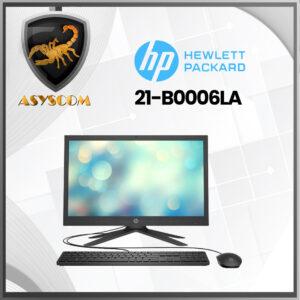 🦂 TODO EN UNO HP ⚡ 21-B0006LA –  Intel Pentium Silver J5040 –  Disco Duro 1 TB –  DDR4 4GB