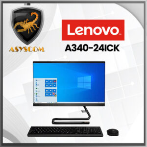 🦂 LENOVO A340-24ICK ⚡ Core™ i5-9400T 1.8GHz - 256GB SSD - 8GB