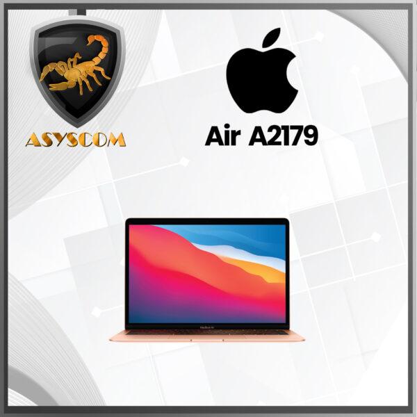 🦂 MacBook Air ⚡ A2179  INTEL CORE I5 (10Gen) 1.1GHz –  DISCO SOLIDO 512GB –  RAM DDR4 8GB