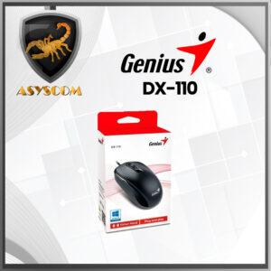 🦂 MOUSE DX-110 ⚡ GENIUS USB