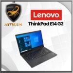🦂 ThinkPad E14 Gen 2 ⚡  AMD Ryzen 7 4700U– SSD 512 GB – DDR4 8GB