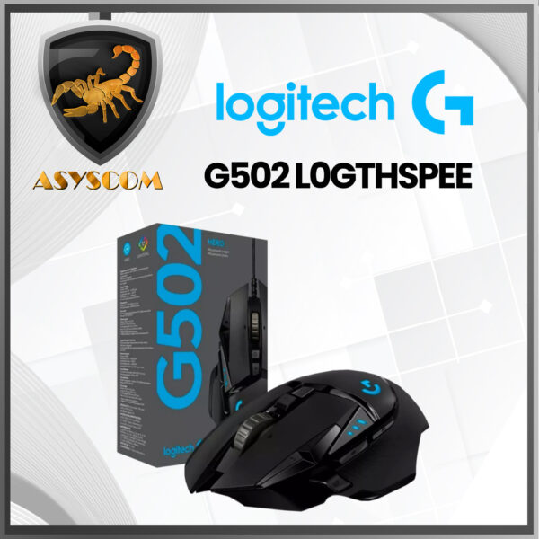 Accesorios -  - G502 L0GTHSPEE  600x600