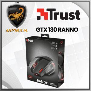 🦂 MOUSE GAMER ⚡ INALAMBRICO TRUST GTX 130 RANNO