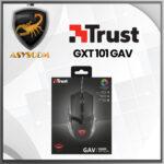 🦂 MOUSE GAMER ALAMBRICO ⚡ TRUST GXT 101 GAV