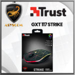 🦂 MOUSE GAMER ⚡INALAMBRICO USB TRUST GXT 117 STRIKE 600-1