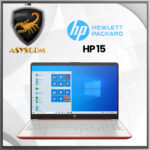 🦂 HP 15 ⚡ PENTIUM GOLD 6405U 2,4GHz – RAM 4GB – SSD 128GB