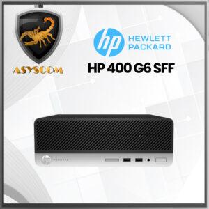🦂HP 400 G6 SFF ⚡