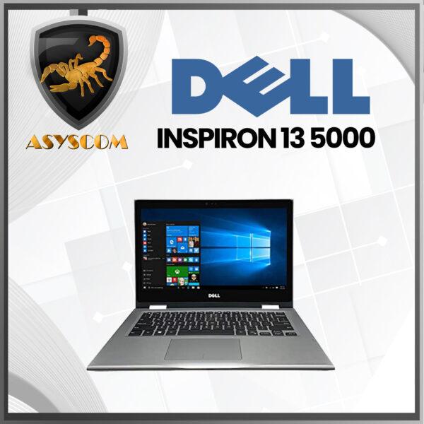 🦂 DELL INSPIRON 13 5000 5301 ⚡ 3410   Intel Core i7 1165G7 –   SSD 512GB –   DDR4 8GB –   Video 2GB MX 350