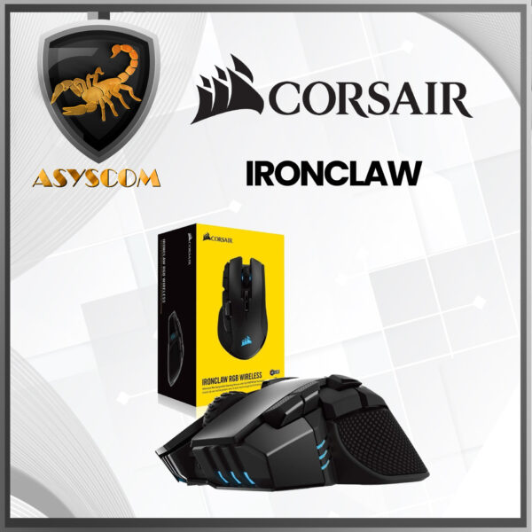 Accesorios -  - IRONCLAW  600x600