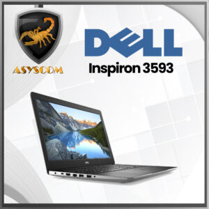 🦂 Dell Inspiron 3593 ⚡ Core™ i7-1065G7 1.3GHz - 1TB - 12GB