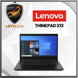 🦂 LENOVO THINKPAD X13 ⚡ AMD RYZEN 7 PRO 4750U (1.7GHz) - 16GB - 512GB SSD