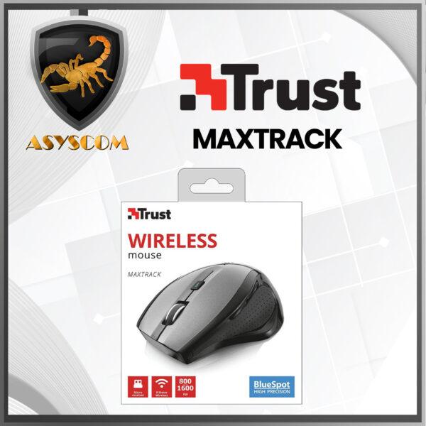 🦂 MOUSE INALAMBRICO ⚡ USB TRUST MAXTRACK