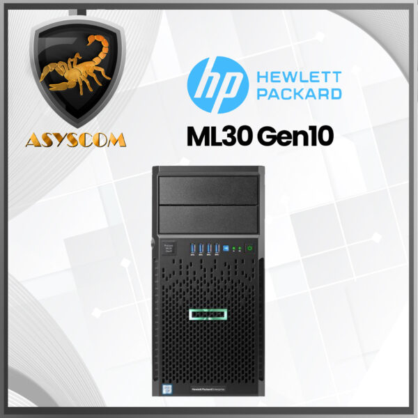 Computadores de mesa -  - ML30 Gen10  600x600