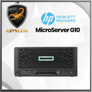 🦂 MICRO SERVIDOR HP ⚡ MicroServer G10 Plus E2224