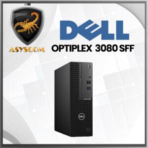 🦂 DELL OPTIPLEX 3080 SFF ⚡ INTEL CORE I3 10100 - 4GB DDR4 - 500GB