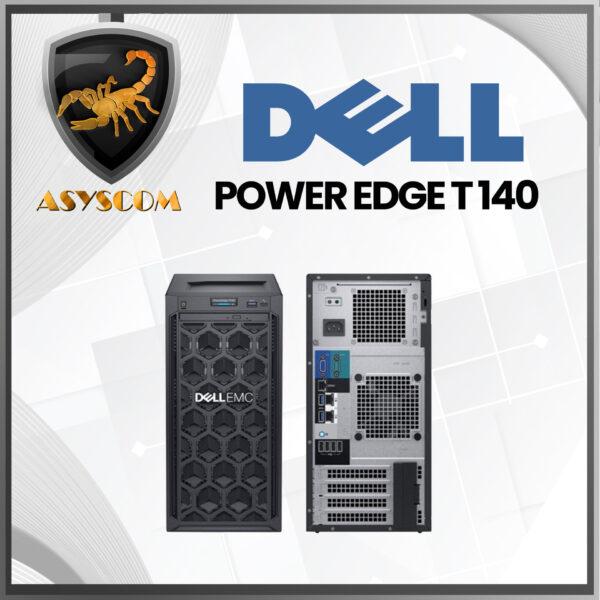 🦂SERVIDOR DELL ⚡ POWER EDGE T140 –  Intel Xeon E-2224 3.4GHz –  RAM DDR4 16GB