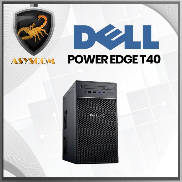 Computadores de mesa -  - POWER EDGE T40  600x600