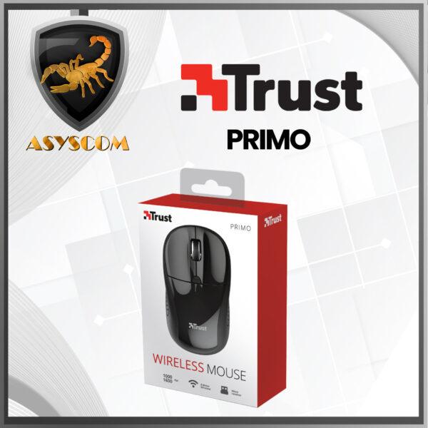 🦂MOUSE INALAMBRICO ⚡ USB TRUST PRIMO