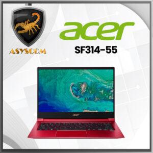 🦂 ACER SF314-55 ⚡ INTEL CORE I5 8265U - 256GB SSD - 4GB DDR4