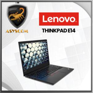 🦂 Lenovo ThinkPad E14 ⚡ INTEL CORE I7 10510U - 8GB DDR4 - 1 TERA