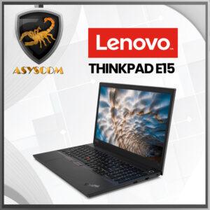 🦂 THINKPAD E15 ⚡ INTEL CORE 5 10210U (1.6GHz) - 8GB - 256GB SSD