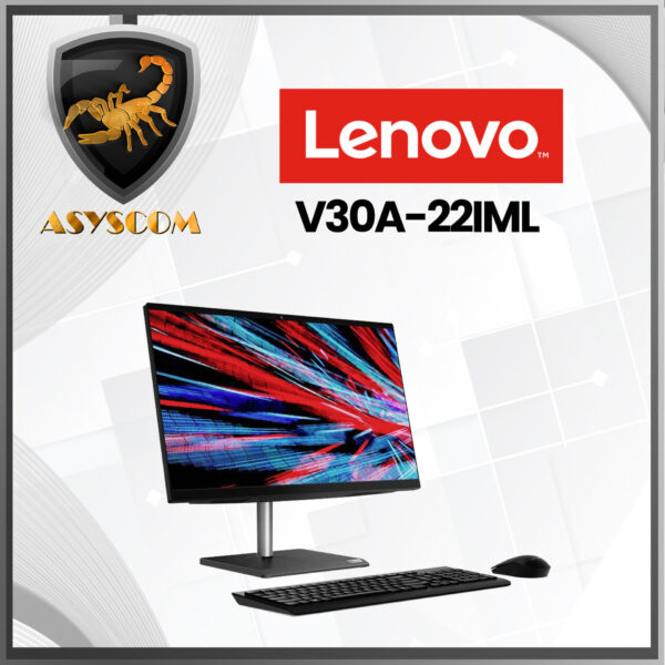 🦂 LENOVO V30A-22IML ⚡  Intel Core i3 10110U –  Disco Duro 1 TB –  DDR4 4GB