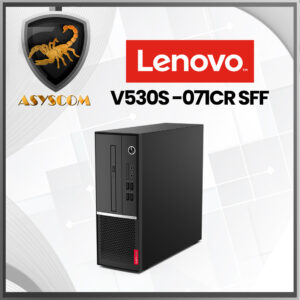 "🦂 LENOVO V530S SFF ⚡ INTEL CORE I3 8100 QC (3.6GHz) - RAM 8GB - 1TB - PANTALLA 21"" - WIND 10 PRO"