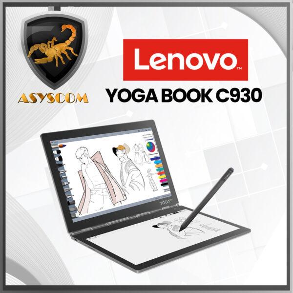 Computadores Portátiles Corporativos -  - YOGA BOOK C930  600x600