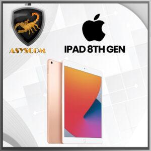 """🦂 IPAD 8VA GEN MYL92LZ/A ⚡ CHIP BIONIC A12 - 3GB - 32GB - PANTALLA 10,2"""" RETINA - GOLD"""