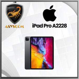 """🦂 iPad Pro ⚡ (2a generación) A2228 - Pantalla 11"""" - Procesador A12Z - Almacenamiento 128 GB"""