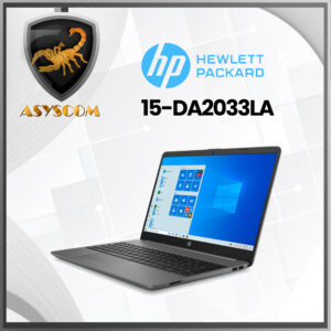 🦂 HP 15-DA2033LA ⚡ INTEL PENTIUM GOLD 6405U - 4GB DDR4 - 128GBSSD