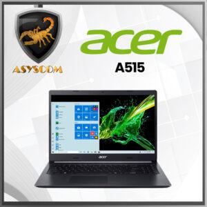 🦂ACER A51555 ⚡ INTEL CORE I5 1035G1 (1GHz) - 4GB - 1TB + 16GB OPTANE