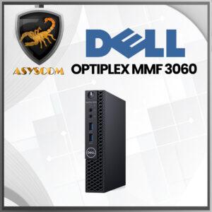 🦂 DELL OPTIPLEX MMF 3060 ⚡ INTEL CORE I5 8400T (1.7GHz) - 8GB - 1TB