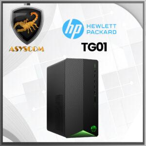 🦂 HP PAVILION TG01-0003BLA ⚡ INTEL CORE I3 10100 - 8GB DDR4 - 1 TERA
